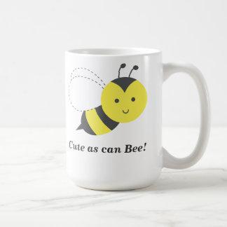 Cute as can Bee Coffee Mug