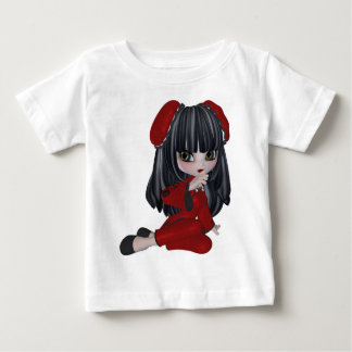Cute Asian Girl T Shirt