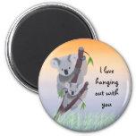 Cute Australian Koala Bear Magnet