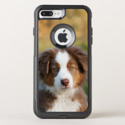 OtterBox Apple iPhone 7 Plus Symmetry Case with Australian Shepherd Phone Cases design