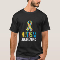 Cute Autism Awareness for Autism Awareness T-Shirt