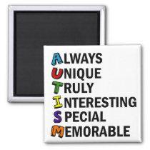 Cute Autism Magnet