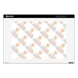 "Cute Baby Alphabet Blocks Toys Cartoon 13"" Laptop Decals"