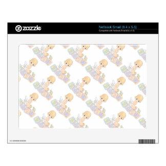 Cute Baby Alphabet Blocks Toys Cartoon Netbook Skins