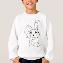 cute baby animal fun joy happy beautiful sweatshirt