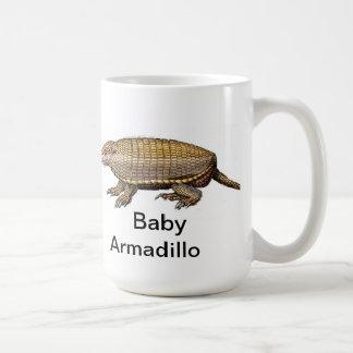 Cute Baby Armadillo - MUG