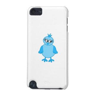 Cute Baby Bird Blue iPod Touch 5G Case