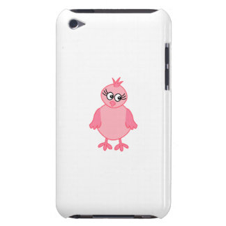 Cute Baby Bird Pink iPod Touch Covers