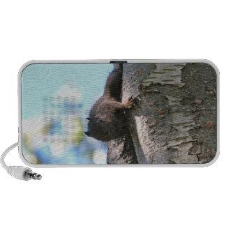 Cute Baby Black Squirrel Portable Speaker