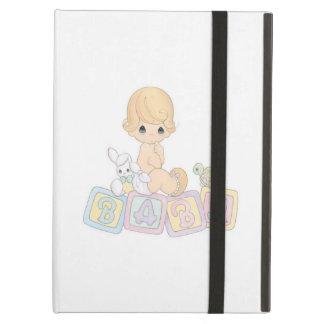 Cute Baby Blocks Cartoon iPad Air Cases