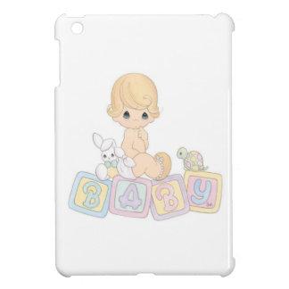 Cute Baby Blocks Cartoon iPad Mini Cover