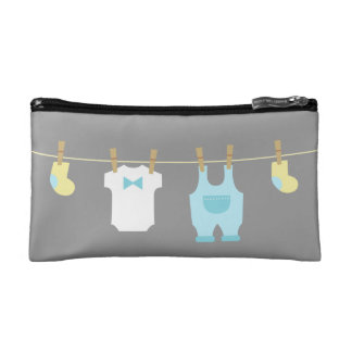 Cute Baby Boy Clothes, For Mummy to Be Makeup Bag