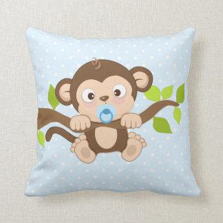 Little Monkey Pillows - Decorative & Throw Pillows Zazzle