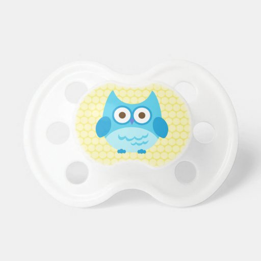 Baby boy pacifiers
