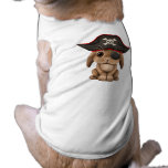 Cute Baby Bunny Pirate Tee