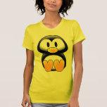 Cute Baby Cartoon Penguin T-shirts