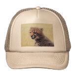 Cute baby Cheetah Cub Hat
