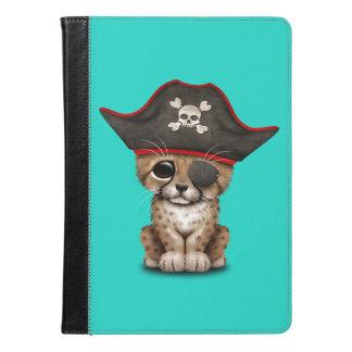 Cute Baby Cheetah Cub Pirate iPad Air Case