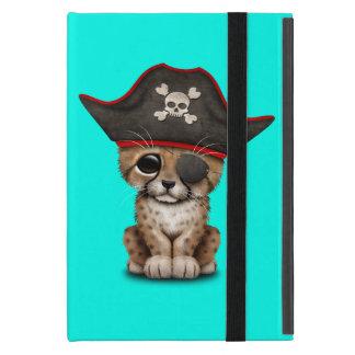 Cute Baby Cheetah Cub Pirate iPad Mini Cases