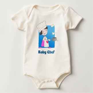Cute Baby Chef T Shirt