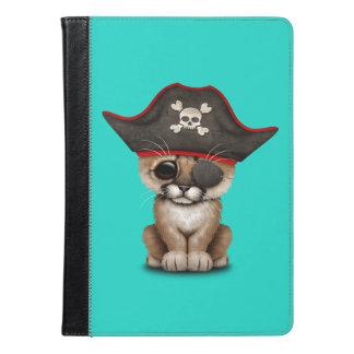 Cute Baby Cougar Cub Pirate iPad Air Case