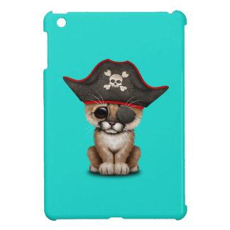 Cute Baby Cougar Cub Pirate iPad Mini Cases