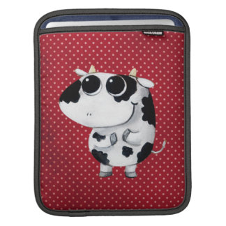 Cute Baby Cow Sleeves For iPads