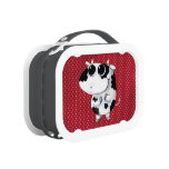 Cute Baby Cow Lunch Boxes