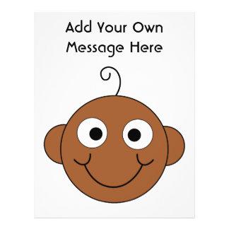 Cute Baby. Custom Text. Custom Flyer