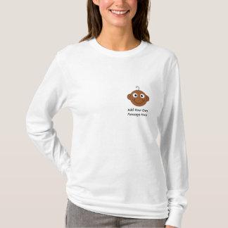 Cute Baby. Custom Text. T-Shirt