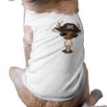 Cute Baby Deer Pirate T-Shirt