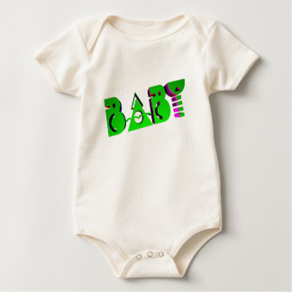 Cute Baby Design Creeper