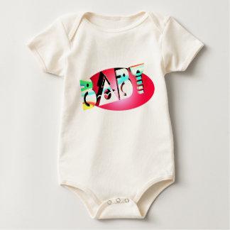 Cute Baby Design Romper