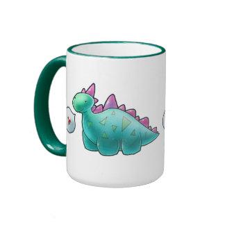 Cute Baby Dinosaur Mugs