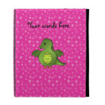 Cute baby dragon iPad folio covers