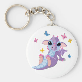 Cute Baby Dragon Key Chains