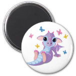 Cute Baby Dragon Magnets