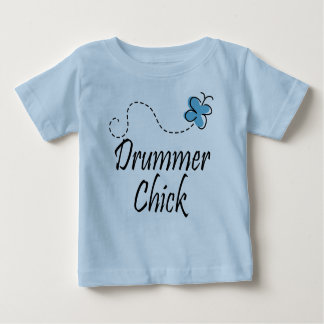 Cute Baby Drummer Chick T-shirt