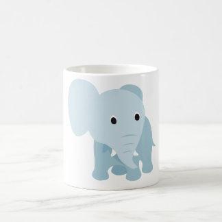 Cute Baby Elephant Coffee Mug