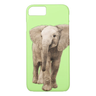 Cute Baby Elephant iPhone 8/7 Case