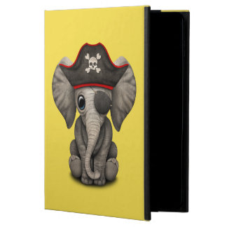 Cute Baby Elephant Pirate Powis iPad Air 2 Case