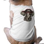 Cute Baby Elephant Pirate T-Shirt