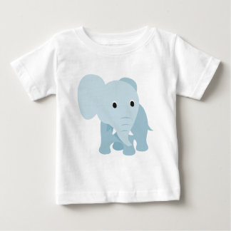 Cute Baby Elephant Infant T-shirt