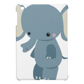 Cute baby eleplant cover for the iPad mini
