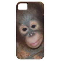 Cute Baby Face Primate iPhone SE/5/5s Case