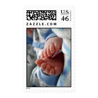 Cute Baby Feet Postage