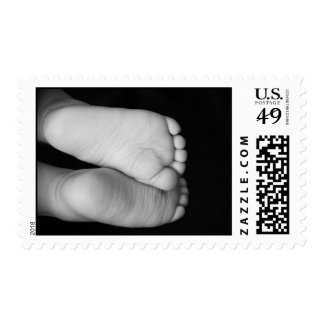 Cute Baby Feet Stamp