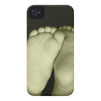 Cute Baby Feet Unisex Yellow Baby Blackberry Bold Case