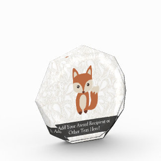Cute Baby Fox Award