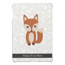 Cute Baby Fox Cover For The iPad Mini